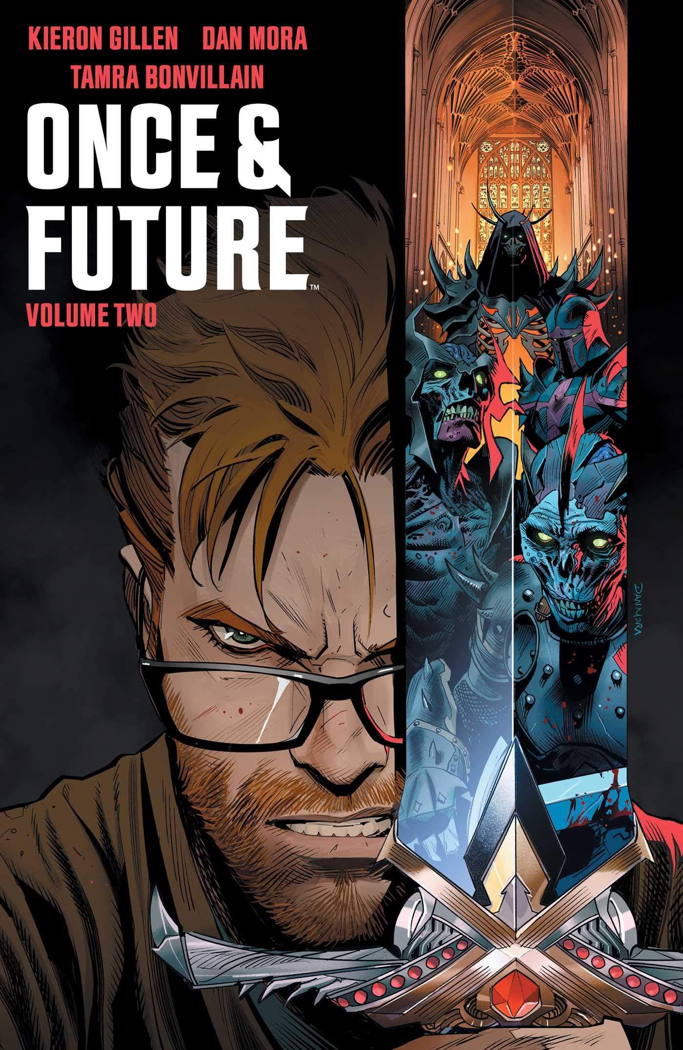 Amazon.fr - Once & Future Vol. 2 SC - Gillen, Kieron, Mora, Dan - Livres
