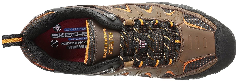 Skechers for Work Work Work Delleker - Botas de Trabajo para Hombre 79217b