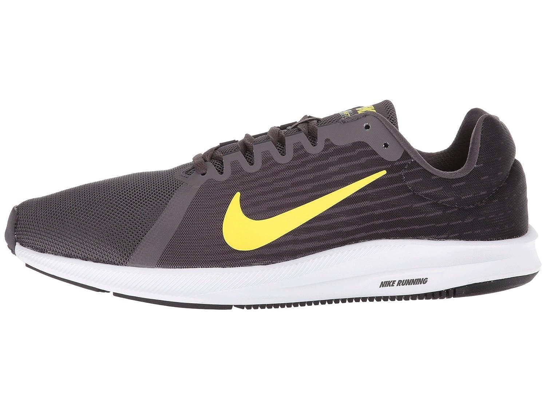 Nike Downshifter 8, Zapatillas de Running para Hombre 48.5 EU|Gris (Thunder Grey/Dynamic Yellow/Oi 010)