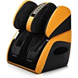 Robotouch Classic Leg and Foot Massagers for Pain Relief (Yellow)
