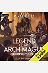 Legend of the Arch Magus: Publisher's Pack 2 Audible Audiobook