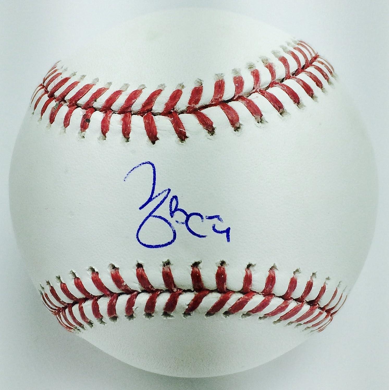 Yadier Molina Autographed Baseball