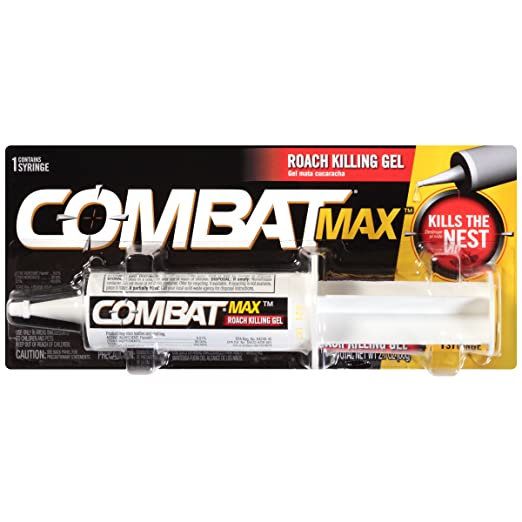 Amazon.com: Combat Source Kill Max Roach Gel, 30 Grams, Pack of 12: Industrial & Scientific