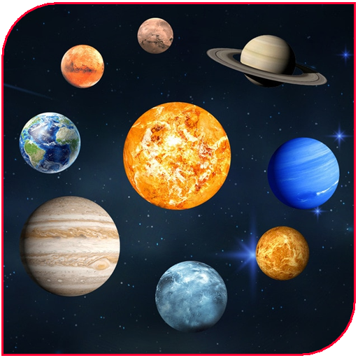 Amazon Com Download App Planets Of The Solar System App For Android Free Appstore For Android