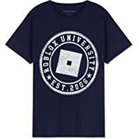 Roblox Camiseta Niño, Ropa Niño de Algodón 100%, Camisetas para Gamers, Regalos para Niños y Adolescentes de 5-15 Años
