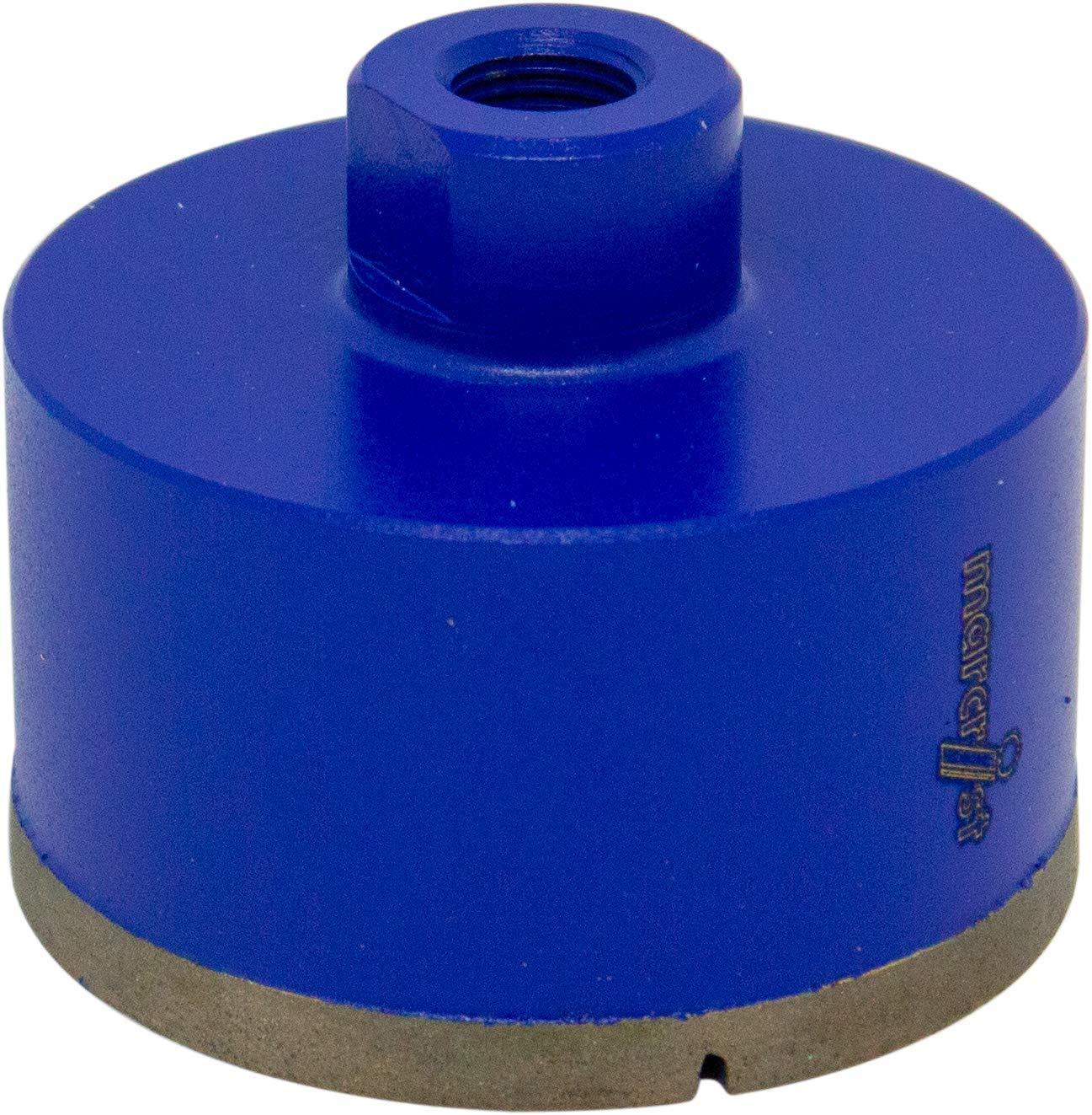 Marcrist PG850 10mm ultimativer Fliesenbohrer 1/2' x 20 UNF Nassbohrer Fliese Feinsteinzeug Naturstein MRCPG85010