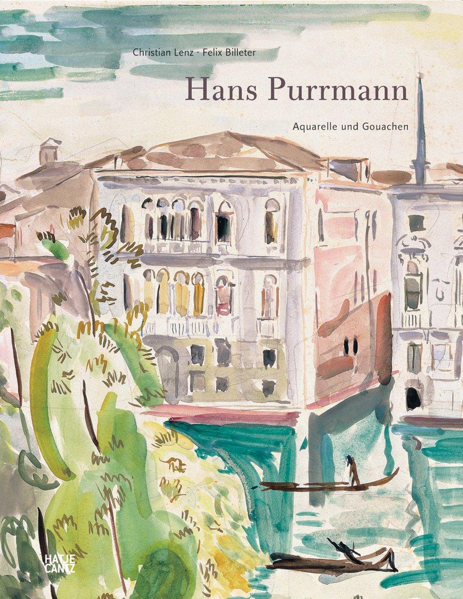Hans Purrmann: Aquarelle und Gouachen. Werkverzeichnis: Watercolour and Gouache