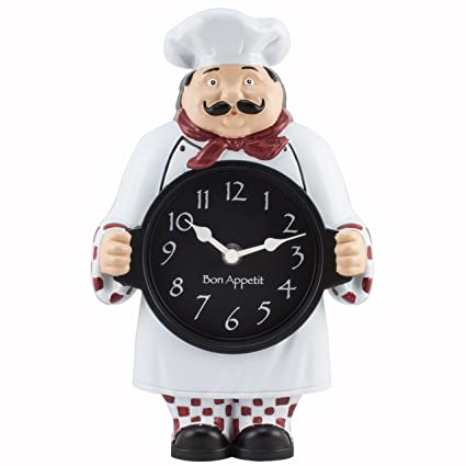 Tremendous La Crosse Technology 1520G Chef Clock White Home Interior And Landscaping Transignezvosmurscom