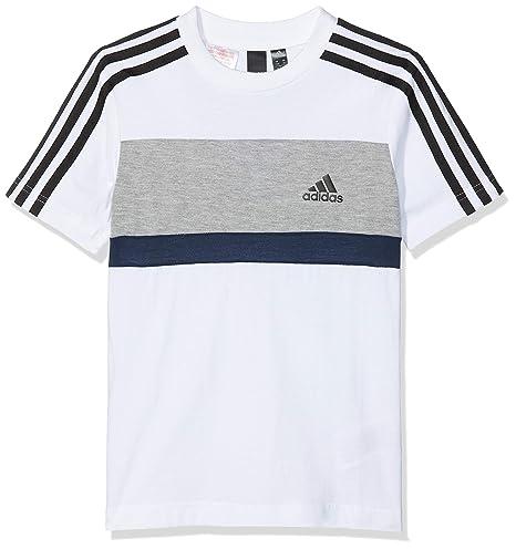 adidas Sports Id T-Shirt à Manches Courtes en Polaire pour garçon  Amazon.fr   Sports et Loisirs 1d50685c22e
