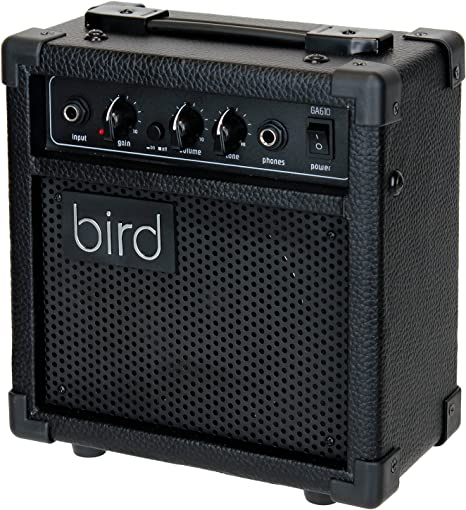 Bird GA610 - Amplificador para guitarra eléctrica: Amazon.es ...