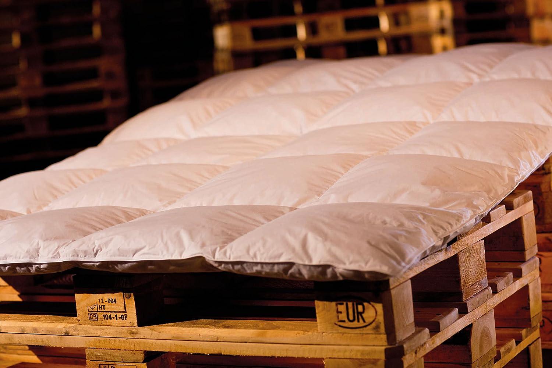 Premium Sommerdecke   Bettdecke 200x220 600Gramm 50