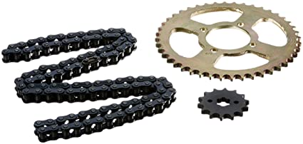 SEECO SE-9350G Chain Sprocket Kit for Hero Honda CBZ Extreme