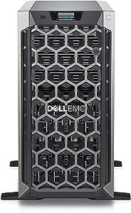 DELL PowerEdge T340 - Servidor (3,3 GHz, E-2124, 8 GB, DDR4-SDRAM, 1000 GB, Torre)