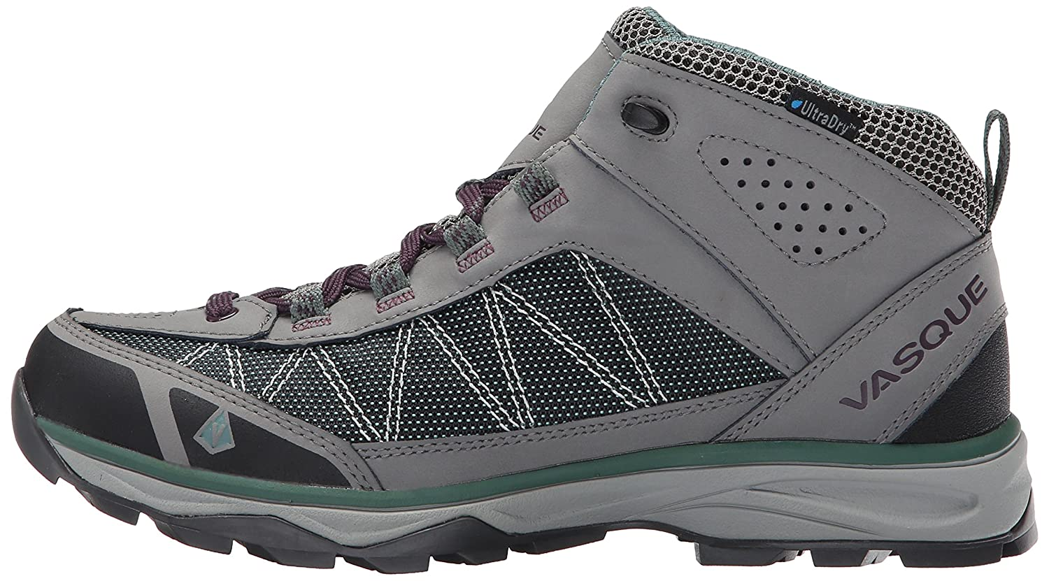 Vasque Women's Monolith Hiking Boot Pine B00ZUY8Y40 8.5 B(M) US|Gray/Silver Pine Boot 3df205