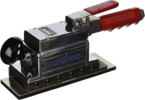 Hutchins 2023 8-Inch Hustler II Mini Straight Line Air Sander