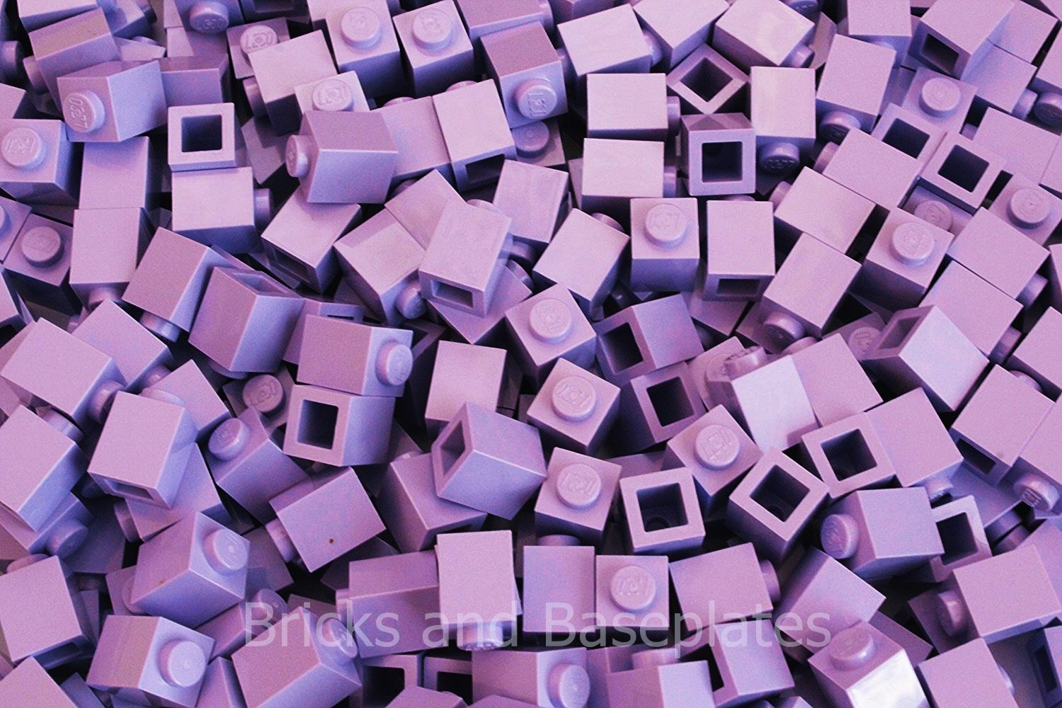 LEGO® BRICKS 1000 x LAVENDER 1x1 Pin Part 3005 Stud Dimensions 1 x 1 x 1 Dimensions LxWxH  0.8cm x 0.8 x 1.1cm FREE UK TRACKED POSTAGE From sets Supplied in Bricks and Baseplates® Sealed Packaging