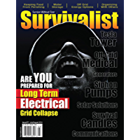 Survivalist Magazine Issue #17 - Long Term Collapse of the Elecrtical Grid (English Edition)