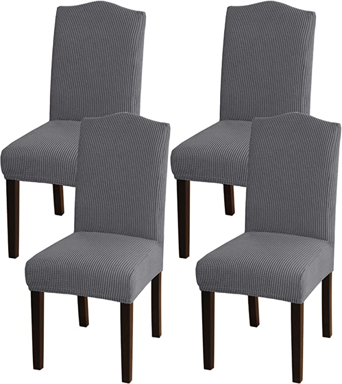 Surrui Armless Chair Slipcovers Stretch Furniture Protector Covers Removable Washable for Home Hotel Beige One Size