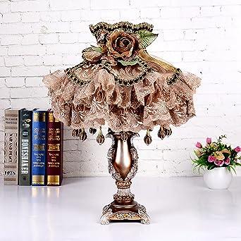 Noble Chambre À Lampe Ledmlsh De Table Coucher Mariage b76gyvYf