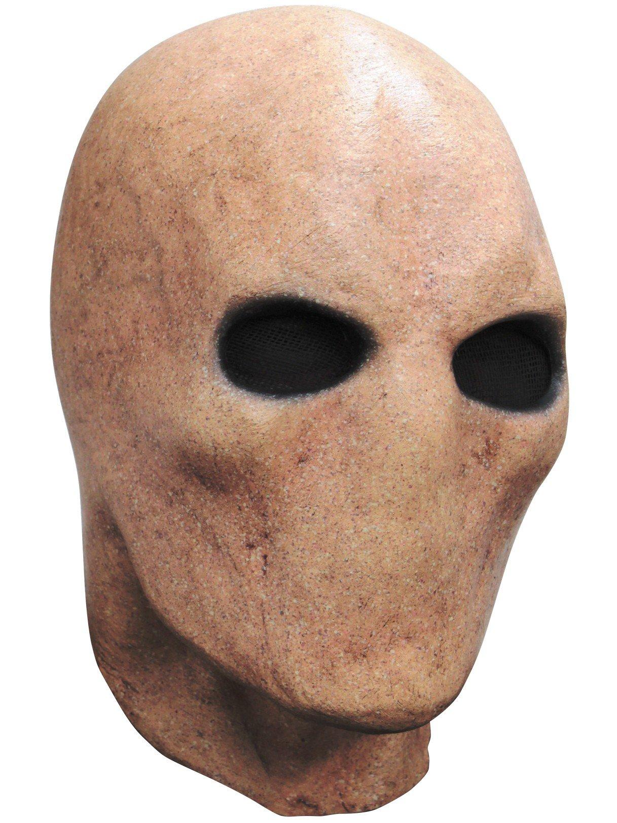 Ghoulish Productions Slender Ghost Adult Mask Standard