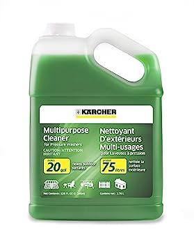 Karcher Multi-Purpose 1 Gallon Alkaline Concrete Cleaner