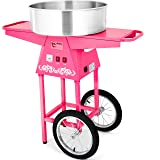 The Candery Pink Cotton Candy Machine Commercial