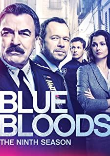 Book Cover: Blue Bloods: The Ninth Season