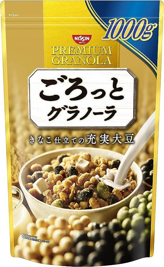 グラノーラ 大豆