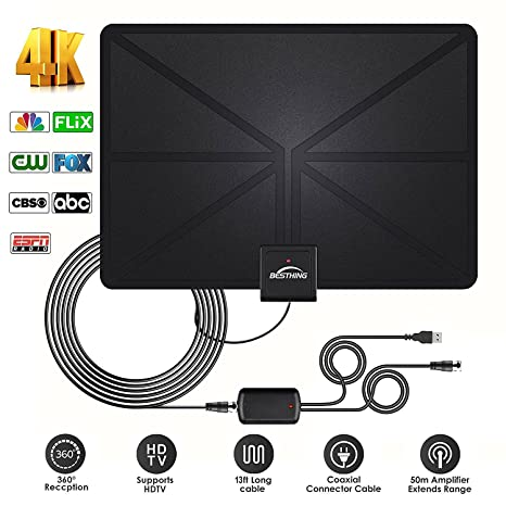 Review HD Digital TV Antenna