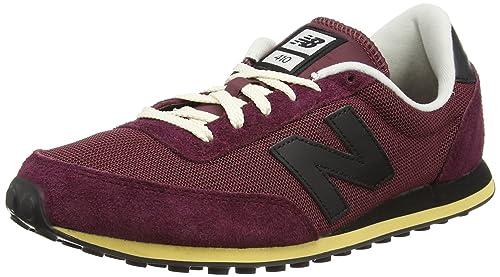 new balance u410 color burgundy