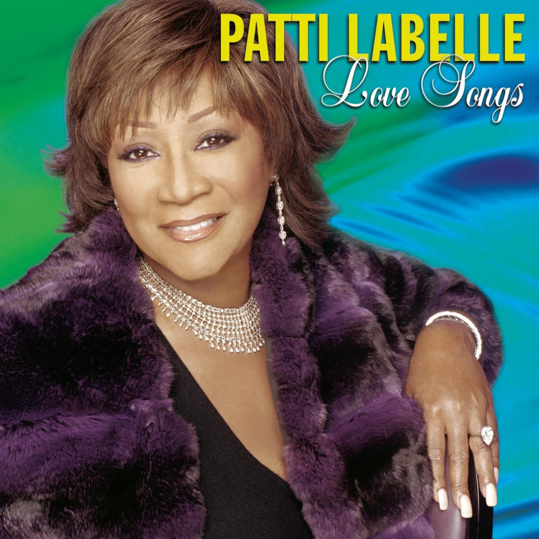 CD : Patti LaBelle - Love Songs (CD)