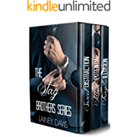 The Stag Brothers Series: A 3-Book Romance Anthology