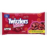 TWIZZLERS Licorice Candy, Cherry, Bites, 16 Ounce