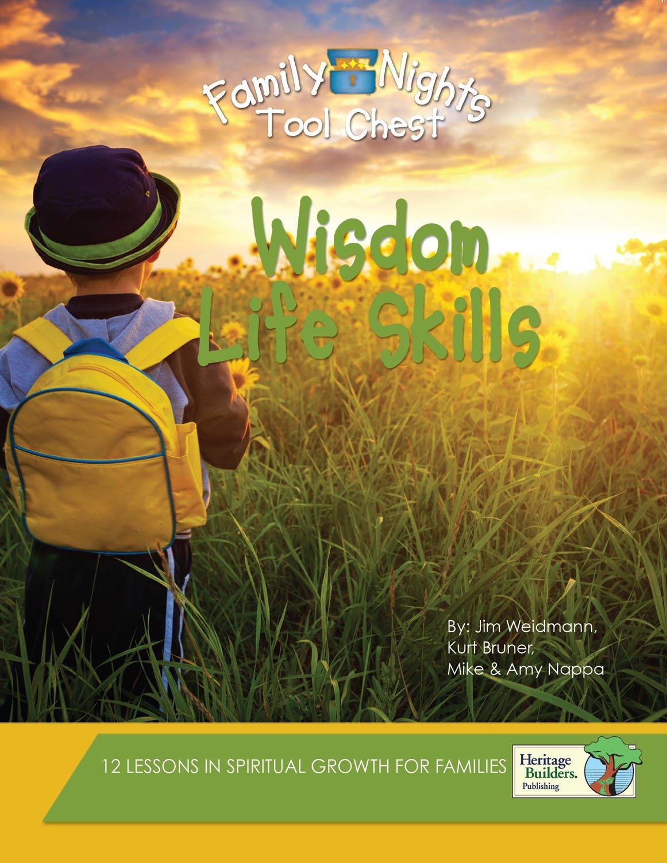Wisdom Life Skills: Family Nights Tool Chest