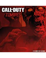 Call of Duty Zombies Official 2017 Calendar - Square 305x305mm Wall Calendar 2017