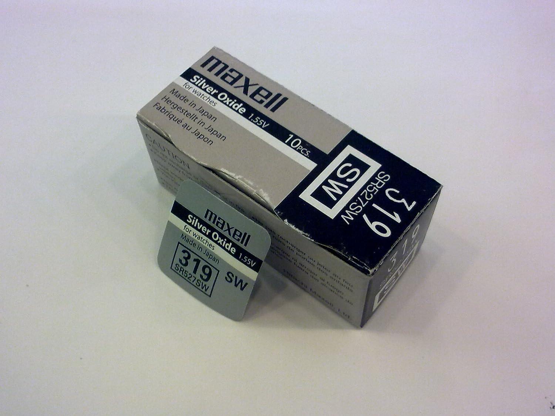 Maxell 319 Sr527sw Elektronik