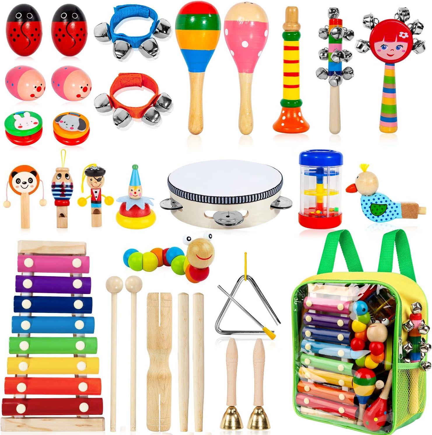 TAIMASI Kids' Musical Instruments/