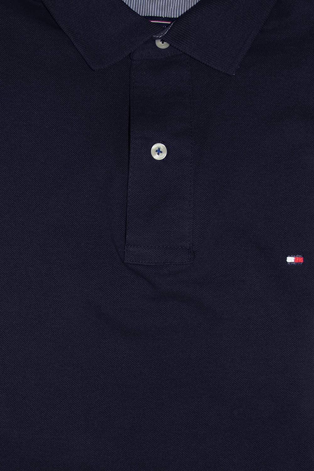 Tommy Hilfiger Two Ply Cotton Herren Poloshirt