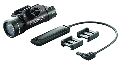 Streamlight TLR-1 High Lumen Long Gun Kit, Black