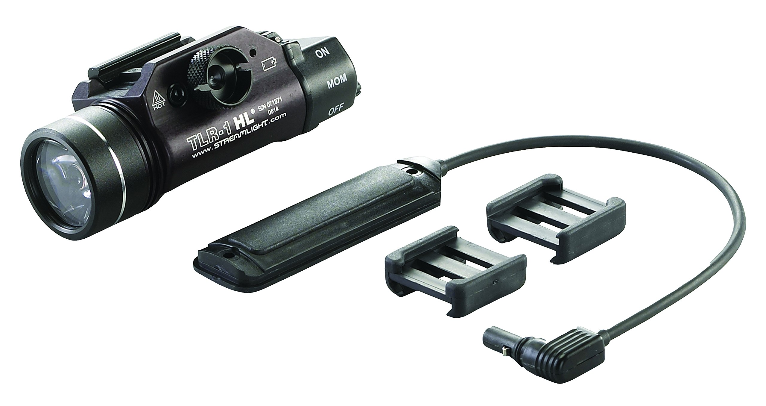 Streamlight TLR-1 High Lumen Long Gun Kit, Black by Streamlight