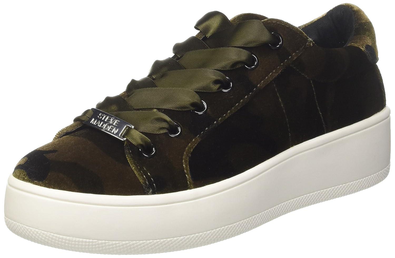 Bertie-v Sneaker, Zapatillas para Mujer, Rosa (Blush), 39 EU Steve Madden