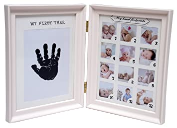 Royal Brands - Marco de fotos para recién nacido, diseño de bebé con ...