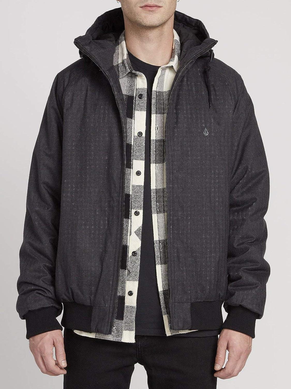 Volcom Men's Hernan Coaster 5K Jacket Black