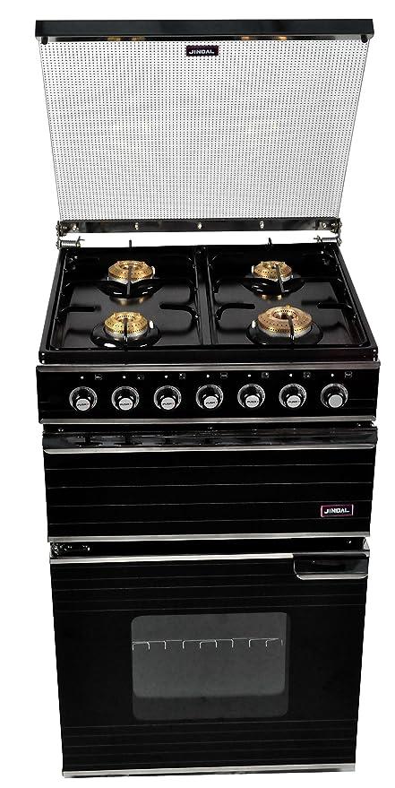 Jindal Cooking Range 4 Burner Mild Steel Gas Amazon In Home Kitchen