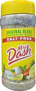Mrs. Dash Original Seasoning, 10 oz