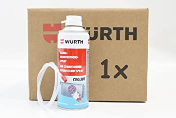 Wurth Air Conditioning Disinfectant Spray