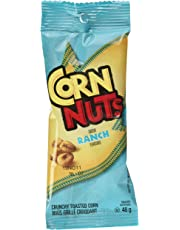 Corn Nuts Ranch Flavor, 48 g Packets (Pack of 18)