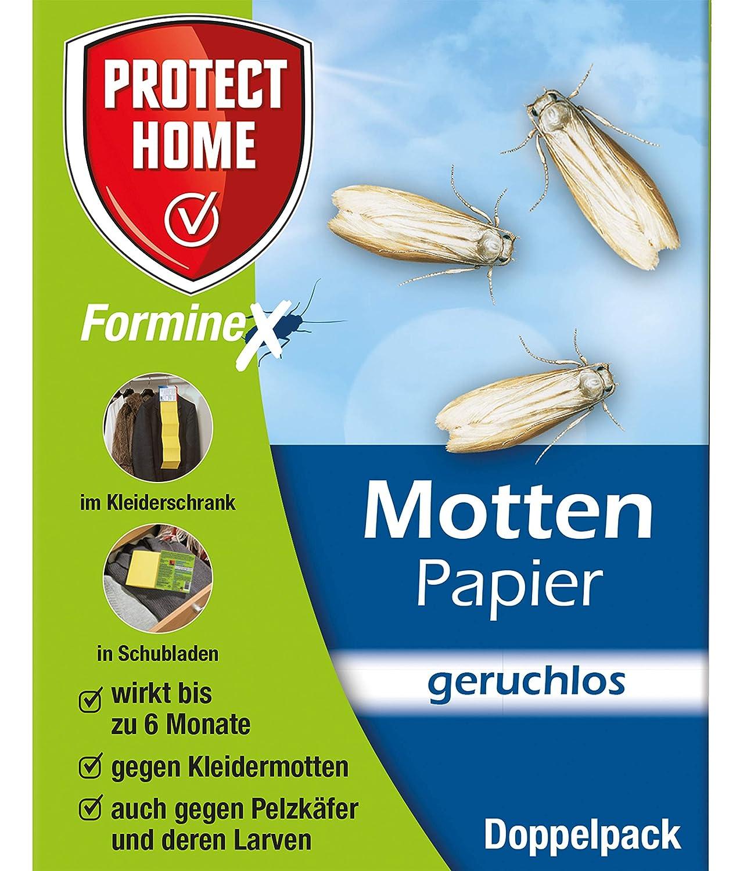 Protect Home Forminex Mottenpapier Ehem Bayer Garten Blattanex