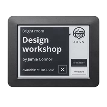 Joan Meeting Room Scheduling Executive 6 E Paper Display Tablet