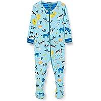 Hatley Organic Cotton Footed Sleepsuit Mamelucos para bebés y niños pequeños